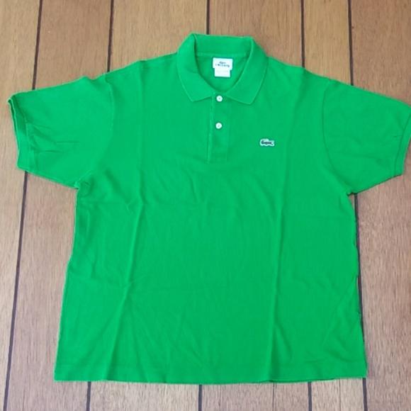 9fc4c2e4d1 Lacoste Shirts   Mens Ss Polo Shirt Sz6 Large   Poshmark